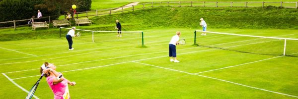 Thurlestone Golf Club - Tennis