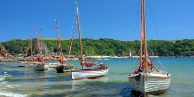 Salcombe North Sands
