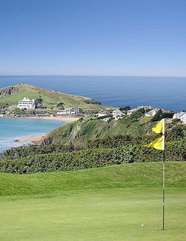 Golf - Bigbury