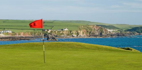 Golf - South Devon