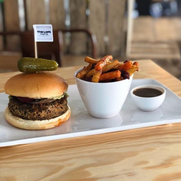 Gourmet Burgers at the Loft in Kingsbridge
