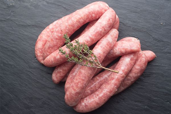 Chipolata Sausages from Aune Valley Meat