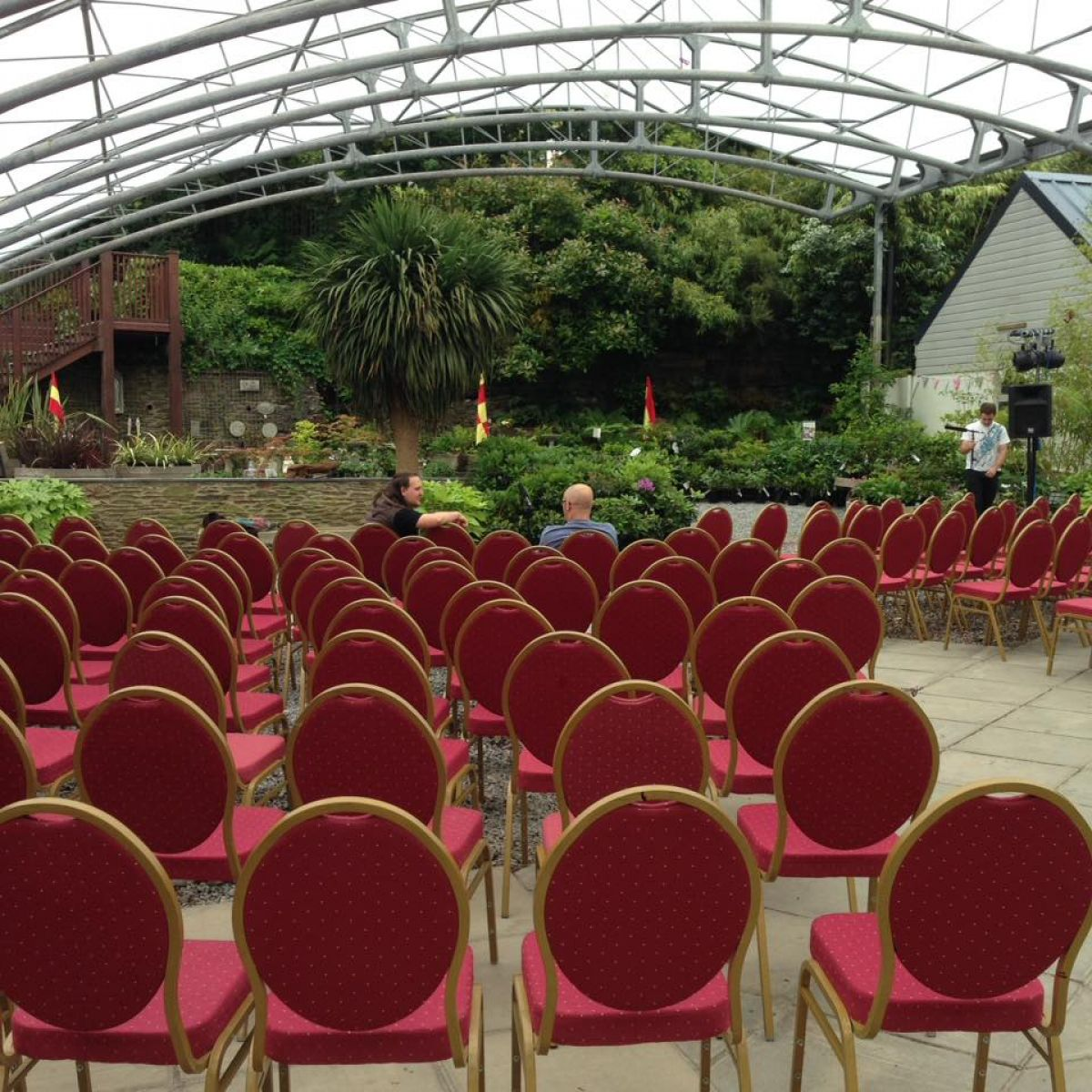 Theatre at Avon Mill Garden Centre