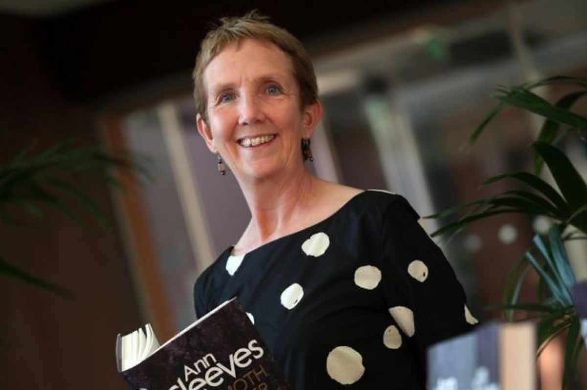 Ann Cleeves - Book Signing in Kingsbridge