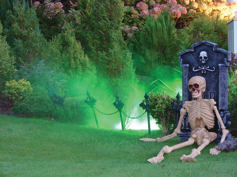 Halloween at Babbacombe Model Village