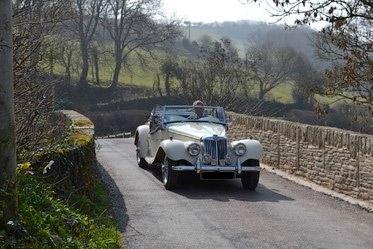 Kingsbridge Classic Car Rally