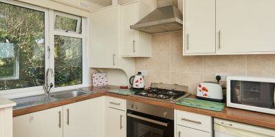 Mary Mills Farm - SElf Catering Kitchen