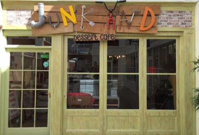 Junk Yard Cafe - Kingsbridge