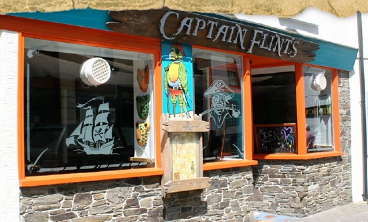 Captain Flint's Salcombe
