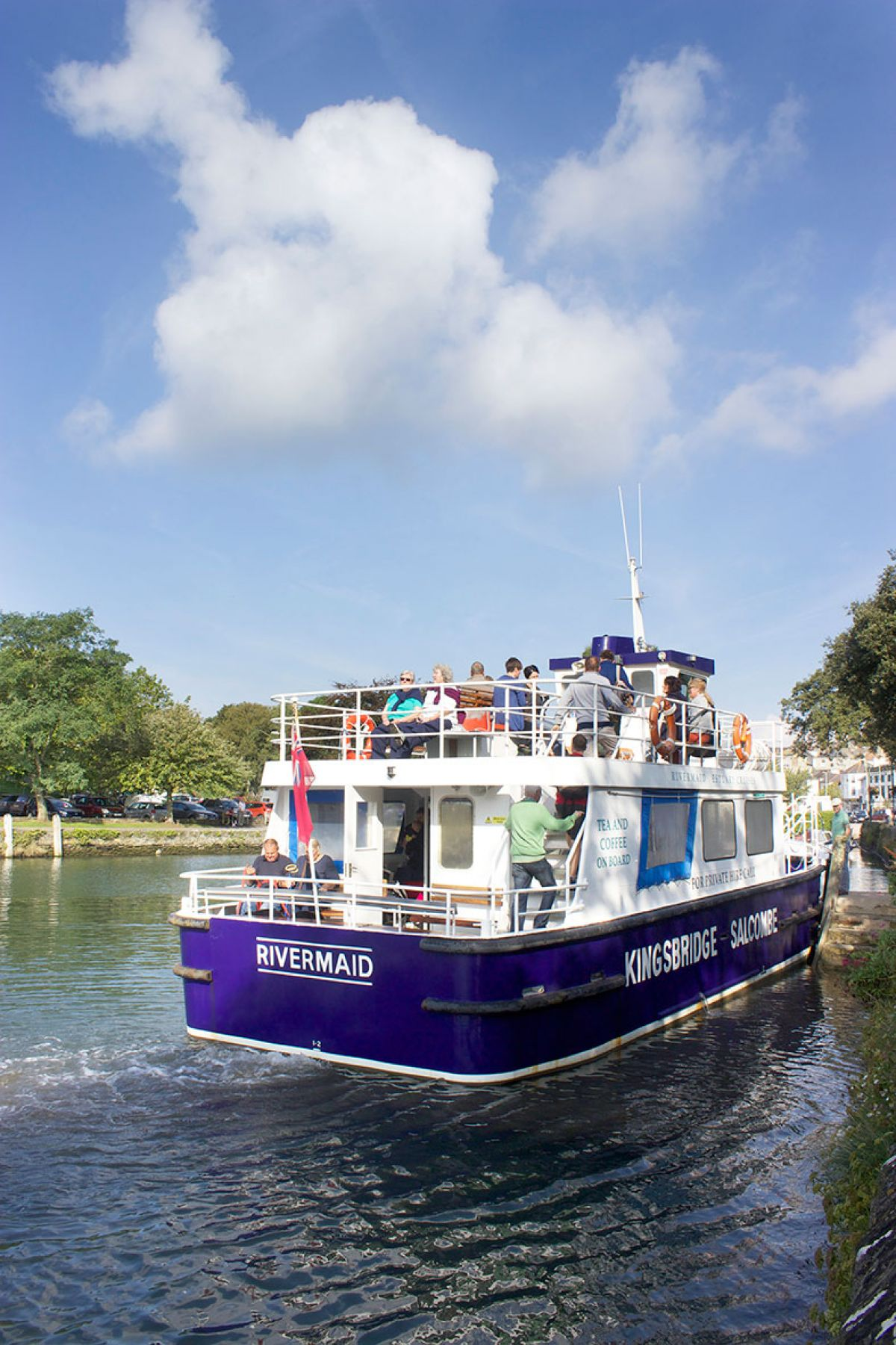 Rivermaid Ferry