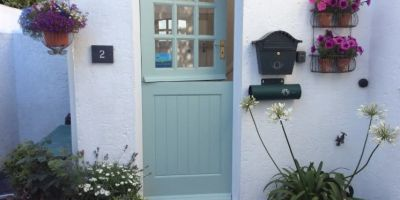 Kings Arms Cottage Front Door