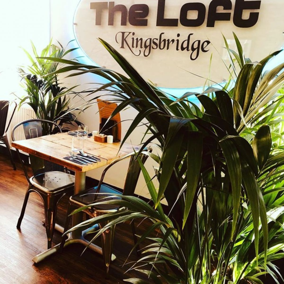 The Loft in Kingsbridge