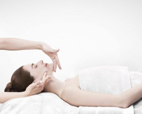 Yoga Lift Facial at the Voyage Spa in Thurlestone Hotel