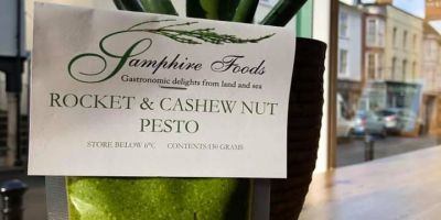 Samphire Foods Pesto