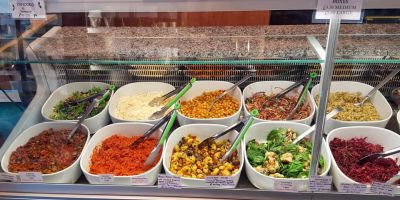 Samphire Foods Salads