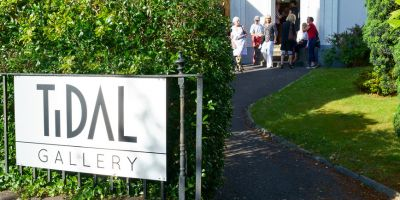 Tidal Gallery Entrance